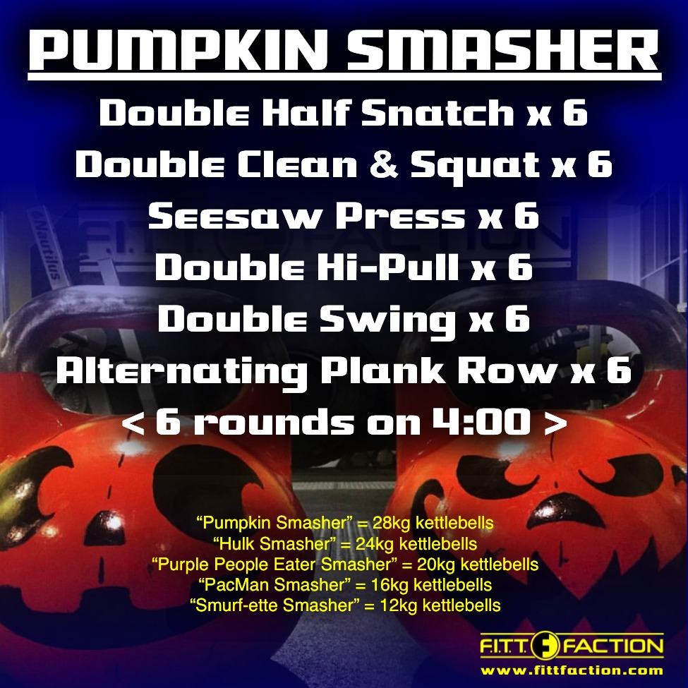 Pumpkin Smasher
